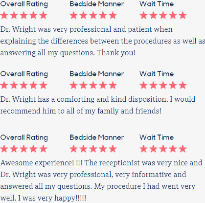 Dr. Sean Wright Review
